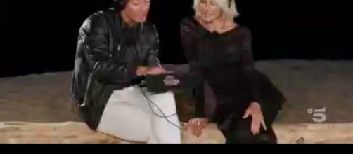 Temptation Island Vip, 3^ puntata: Nathaly Caldonazzo e Andrea escono da separati