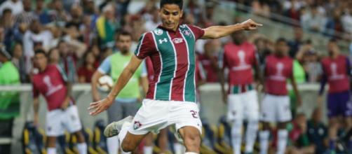Fluminense corre o risco de queda no Brasileirão. (Lucas Merçon/FluminenseFC)