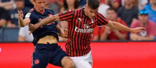 Torino-Milan, potrebbero esserci dei cambiamenti: Leao, Theo H e Krunic possibili titolari