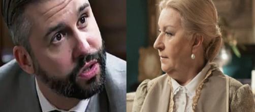 Una Vita, trame spagnole: Felipe chiede a Marcia di sposarlo, Susana vicina ad Armando
