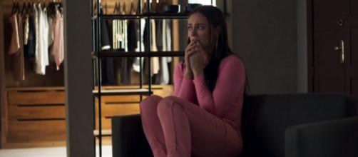 Web se comove com Vivi sendo tratada como prisioneira. (Reprodução/TV Globo)