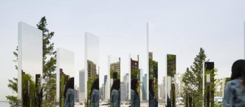 """Gallery of Please Touch the Art: Jeppe Heine's """"Labyrinth NY ... - archdaily.com"""