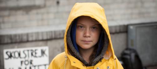 Greta Thunberg foi a ONU acusar dirigentes de omissão na área ambiental. (Arquivo Blasting News)