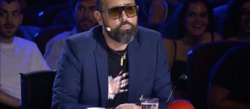 """Risto Mejide se rompe por un concursante de """"Got Talent"""""""