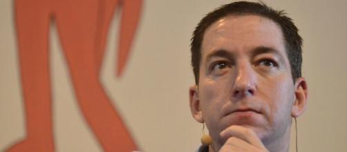 Segundo a PF, Glenn Greenwald teria conversado com suspeito de hackear Moro. (Fernando Frazão/Agência Brasil)