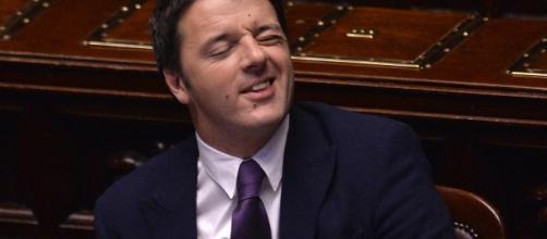 Striscia la Notizia, il divertente fuori onda di Matteo Renzi