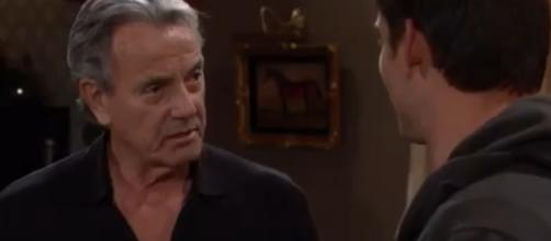 Victor and Adam both have plans that went awry.(Image Source:The Young and the Restless-YouTube.)