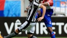 Bahia x Botafogo: escalações das equipes, transmissão pela TV e trio de arbitragem