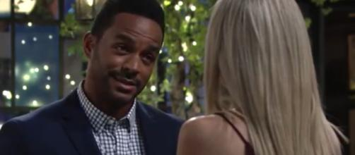 Abby has concerns about Nate and Summer.(Image via:CBS-YouTube.)