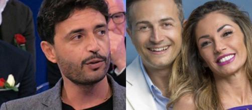 Armando Incarnato, Riccardo Guarnieri e Ida Platano