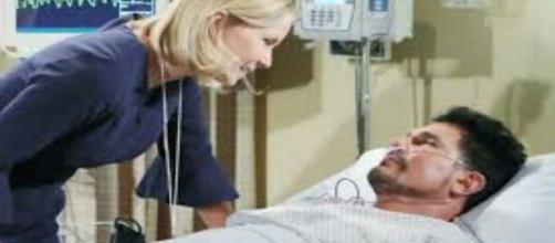Beautiful, trame 29 settembre-5 ottobre: Bill esce dal coma e dice a Brooke di amarla
