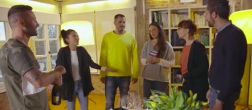 Matrimonio a prima vista 4^ puntata: Fulvio ci 'prova' con Federica, lei gli da una sberla