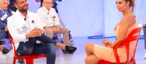 Uomini e Donne: Pamela Barretta ha iniziato la conoscenza di Enzo