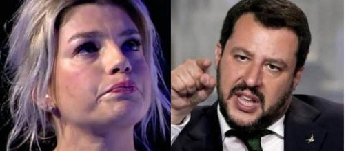 Emma Marrone insultata da hater sostenitori della Lega: da Matteo Salvini un messaggio di solidarietà alla cantante.