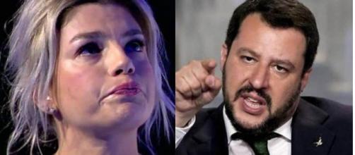 Emma Marrone riceve la solidarietà di Matteo Salvini