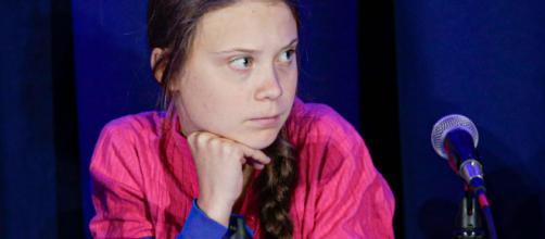 Greta Thunberg, giovane attivista