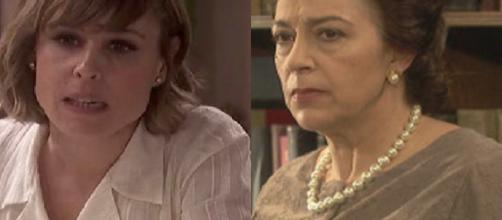 Il Segreto spoiler: Francisca tira Adela fuori dai guai e ricatta Carmelo