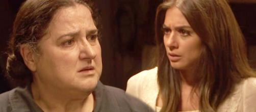 Il Segreto, trame 27-28 settembre: Elsa e Consuelo iniziano a nutrire dei dubbi su Alvaro