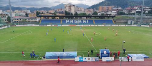 Paganese-Rende Serie C ph. Emmanuele Sorrentino