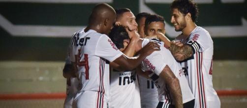 São Paulo busca a terceira posição na tabela. (Arquivo Blasting News)