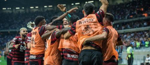 Times voltam a se encontrar depois da Libertadores. (Divulgação/Instagram/@flamengo)
