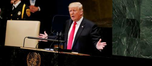 Trump dijo en la 74° Asamblea de la ONU que la migración ilegal divide a la sociedad.