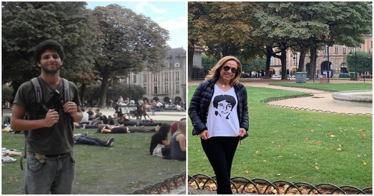 Homenagem De Aniversario 18 Anos Jean Filho: Cissa Gumarães Presta Homenagem Ao Filho Rafael Em Seu