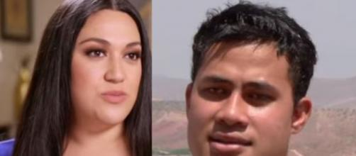 90 Day Fiance star Kalani complained Asuelu does not help around the house and he blocked her - Image credit - TLC UK / YouTube