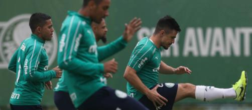 Confronto será no Pacaembu. (Cesar Greco/Ag Palmeiras/Divulgação)