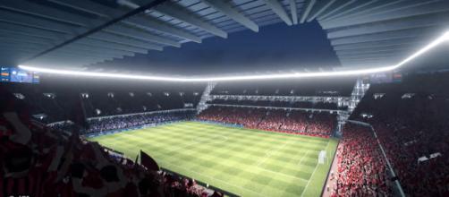 Il progetto per lo stadio di Inter e Milan - calcioefinanza.it