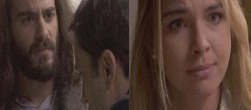 Il Segreto, trame: Isaac apprende la verità sulla gravidanza di Antolina grazie ad Alvaro