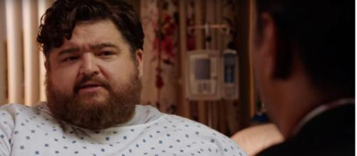 Jorge Garcia is alive and healing on the 'Hawaii Five-O' Season 10 premiere, but rethinking his future. [Image Source: TVSpoilers/YouTube]