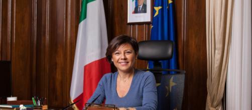 Paola De Micheli Ministro delle Infrastrutture