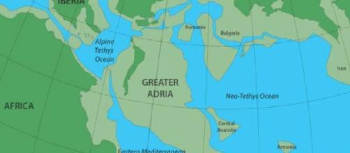 Scoperto un continente perduto: si chiama 'Grande Adria', occupava tutta l'Italia fino alla Puglia