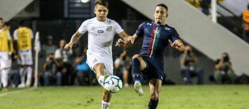 Times buscam recuperação no Maracanã. (Lucas Merçon/Fluminense FC)