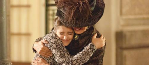Una Vita, trame: Rosina chiede scusa a Casilda per averla disprezzata