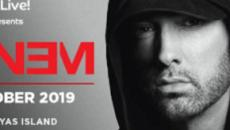 Eminem's publisher sues Spotify