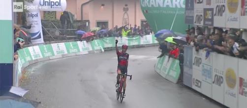 Alessandro De Marchi, vincitore nel 2018