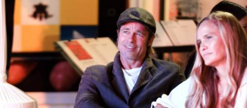 Brad Pitt potrebbe aver ritrovato l'amore con Sat Hari Khalsa