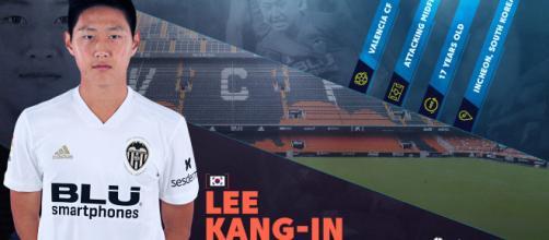 Calciomercato Juventus, piace Kang-In Lee del Valencia anche per il marketing (RUMORS)