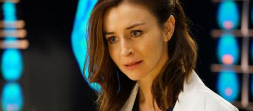 Caterina Scorsone - Amelia Shepherd