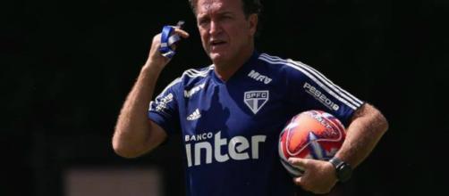 Cuca não resistiu aos maus resultados no Tricolor. (Divulgação/saopaulofc.net)
