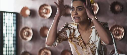 Em 'A Dona do Pedaço', Maria da Paz se desesperará. (Reprodução/ TV Globo)