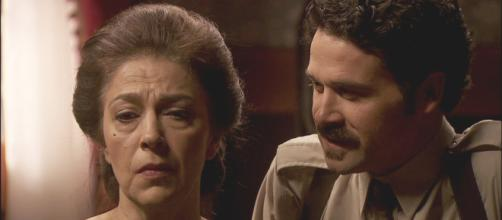 Spoiler Il Segreto al 4 ottobre: Roberto muore avvelenato da donna Francisca