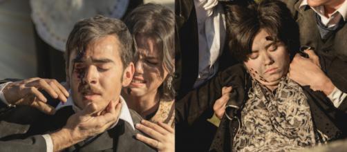 Il Segreto trame: Matias rischia la cecità, Maria in gravi condizioni dopo un attentato