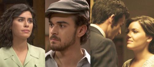 Il Segreto, trame Spagna: Matias vicino a Alicia, Tomas chiede a Marcela di fuggire