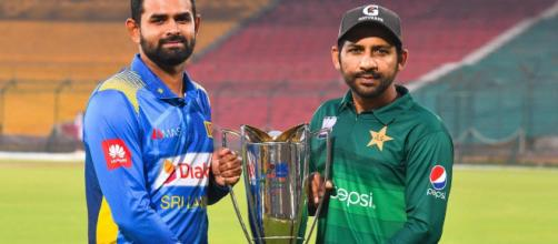 Pakistan vs Sri Lanka 1st ODI live on PTV Sports and Sony Six (Image via PCB/Twitter)