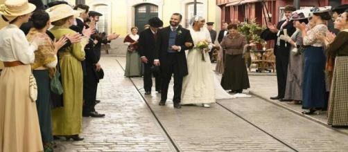Una Vita, trame spagnole al 4 ottobre: Felipe e Marcia non riescono a sposarsi
