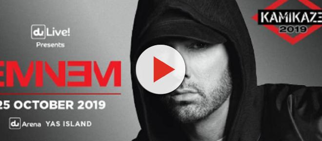 Eminem's publisher sues Spotify