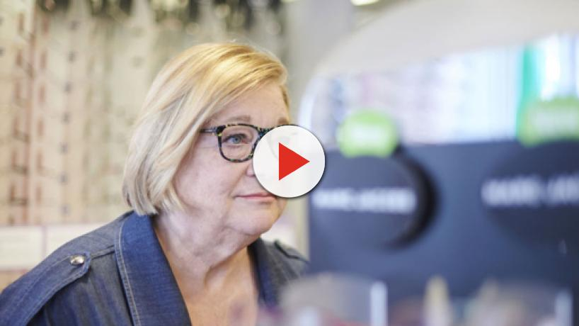 TV chef Rosemary Shrager supports National Eye Health Week